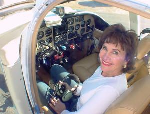 Rebecca Dahlke pilot