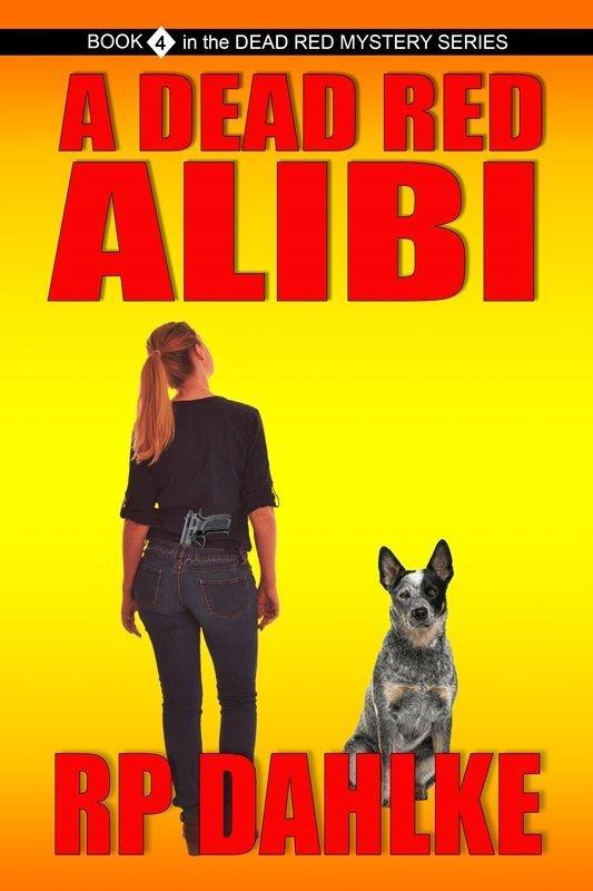 A Dead Red Alibi-Cover
