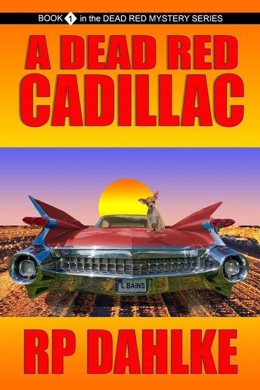 A Dead Red Cadillac W_Red Title-COVER