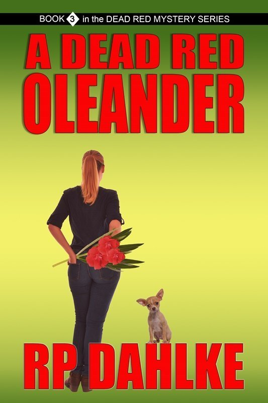 A Dead Red Oleander-cover