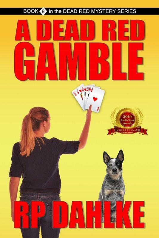 A Dead Red Gamble Badge November 2019